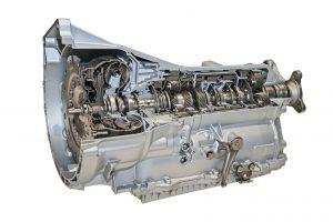 Modernes 8-Gang-Automatgetriebe für PKW